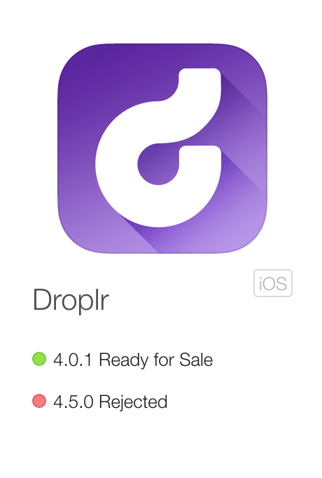 TestFlight and Droplr for iOS9