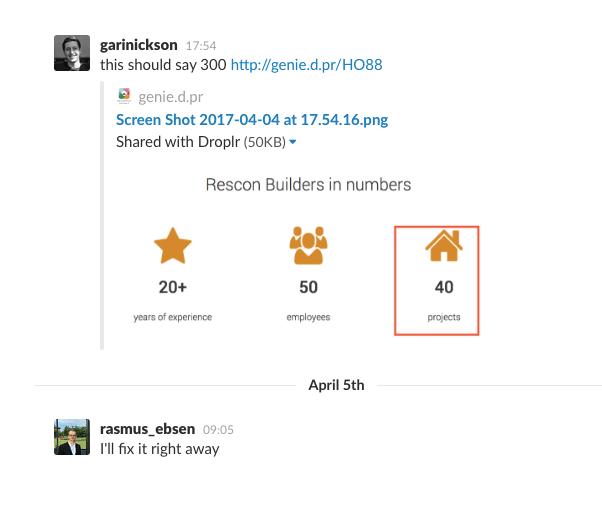 Why We Used Droplr to Enhance 10k Slack Conversations