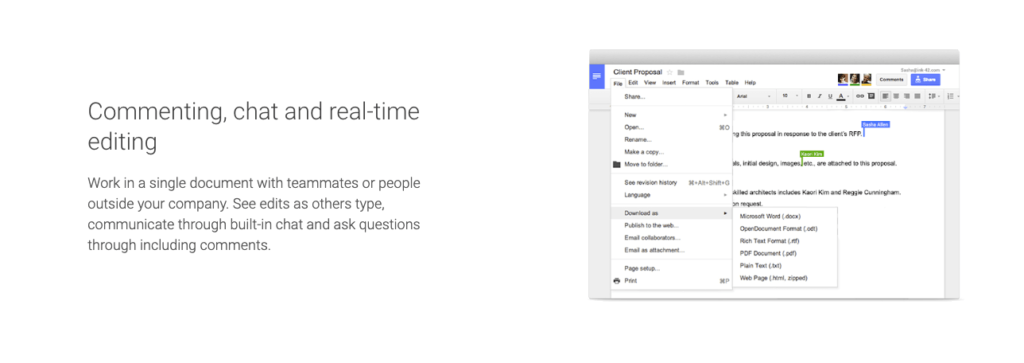 How to Use Google Docs to Offer Real Time Feedback