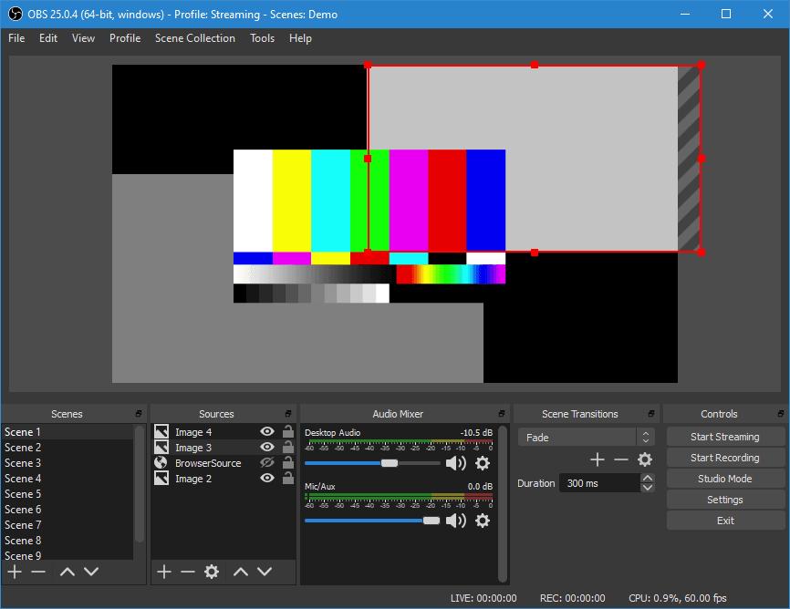 obs studio video editor