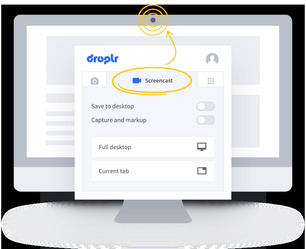 droplr video sharing